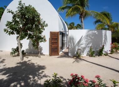 1. Outside Entrance (Petit Topaz)