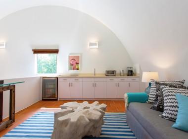 7. Second Floor Lounge Area (Petit Topaz)