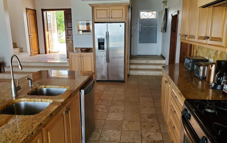 Kitchen View South
